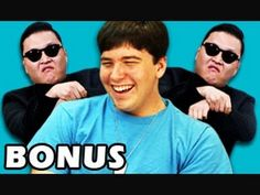 FineBros:Teens react to Psy-Gangnam Style(Bonus)