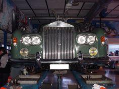 Rolls Royce Silver Cloud 1969