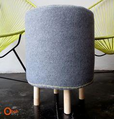DIY Make a stool with bucket #2 - Ohoh Blog