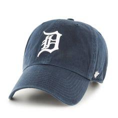 '47 Brand MLB Detroit Tigers Cap - Navy