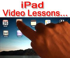 iPad Video Lessons for iPad 2 + the New iPad. Fast & Easy Way to Learning… Best Free Ipad Apps, Best Ipad, Instructional Technology, Educational Technology, Ipad User Guide, Ipad Hacks, Phone Hacks, Computer Internet, Mobile App
