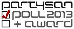 """Es ist wieder soweit. Das Jahr neigt sich dem Ende entgegen und PARTYSAN.net lädt erneut zur großen Abstimmung der elektronischen Musikszene.   Wir rufen die gesamte Leserschaft dazu auf die Highlights des Jahres 2013 in Kategorien wie """"Bester Newcomer DJ"""" oder """"Bestes Label"""" zu nominieren und zu bewerten.  PARTYSAN.net Poll & Award 2013. Die Highlights der elektronischen Musikszene Best of Techno, House, DJs, Live Acts, Alben, Mixe, Technik, Clubs, Festivals und der Hype des Jahres 2013"""