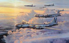 robert taylor aviation art - Google Search