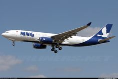 MNG Airlines Cargo F-WWTS Airbus A330-243F aircraft picture