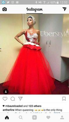 African Print Wedding Dress, African Wedding Attire, African Print Dresses, African Attire, African Dress, African Weddings, Bridal Outfits, Bridal Dresses, African Traditional Wedding Dress