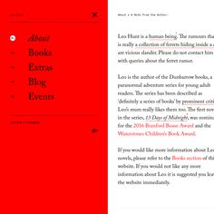 Fonts Used: Caslon and Monosten · Typewolf Typography Inspiration