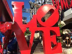 #love #Cancún #CocoBongo #SanValentin
