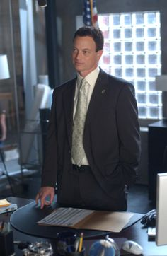 CSI: NY Episode Still
