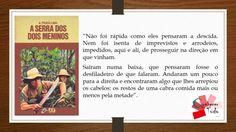 [Leitura & Citações] #ASerraDosDoisMeninos de Aristides Fraga Lima   Resenha.http://conhecertudoemais.blogspot.com.br/2016/09/a-serra-dos-dois-meninos-aristides.htm