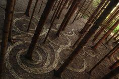 Land Art by Sylvain Meye