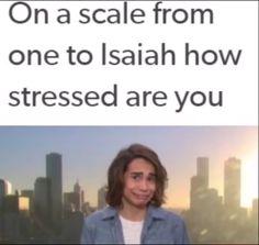 Isaiah Eurovision 2017