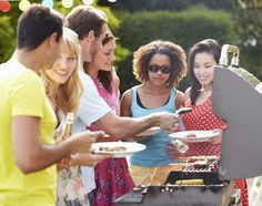 Healthier options for your backyard BBQ