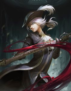 Bloodborne / Lady Maria