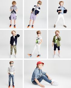Boys Summer Outfits, Baby Boy Outfits, Kids Outfits, Toddler Boy Fashion, Cute Kids Fashion, Boy Models, Child Models, Boy Photography Poses, Poses References