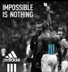 adidas impossible is nothing! Sorry Nike and Puma it's about the referee Ambush Marketing, Soccer Referee, Football Soccer, Euro 2012, Sports Marketing, Sad Day, Sports Stars, Music Artists, Nasa