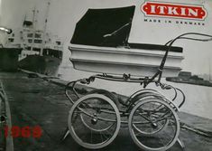 Itkin Ditroit Vintage Pram, Prams And Pushchairs, Dolls Prams, Baby Online, Baby Products, Kids And Parenting, Bobs, Baby Strollers, Infant