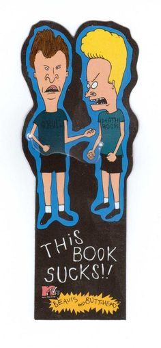 BEAVIS AND BUTTHEAD treasury by Tina on Etsy