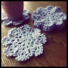 Alas gelas crochet
