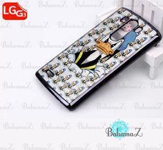 Donald Duck2 LG G3 Case Cover