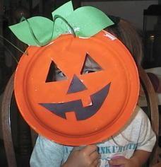 Printable templates for Halloween pumpkin crafts for preschool, kindergarten and gradeschool kids. Theme Halloween, Halloween Arts And Crafts, Halloween Activities, Craft Activities For Kids, Halloween Masks, Preschool Crafts, Toddler Crafts, Fall Halloween, Educational Activities