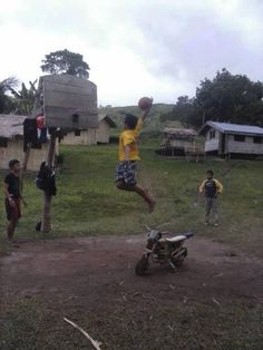 Basketball is Everywhere #SuperDunk