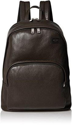 Jack Spade Men s Pebble Leather Bookpack 9b97c3a270