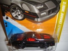 2012 EDITION HOT WHEELS DARK GRAY 1985 CHEVROLET CAMARO IROC-Z DIE-CAST COLLECTIBLE by MATTLE. $0.01. NEW DARK GRAY PAINT JOB. DETAILED CAR WITH ACTUAL CAMARO TEMPOS