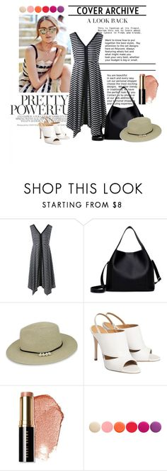 """KČ"" by lifestyle-79 ❤ liked on Polyvore featuring Bobbi Brown Cosmetics and Deborah Lippmann"