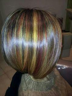Magma di color