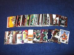 NEW YORK JETS COLLECTION OF 94 ROOKIE CARDS INSERTS PARALLELS (16-29)