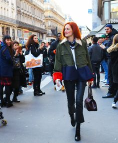 Taylor Tomasi Hill | Phil Oh's Best Street Style Pics From Paris Fashion Week