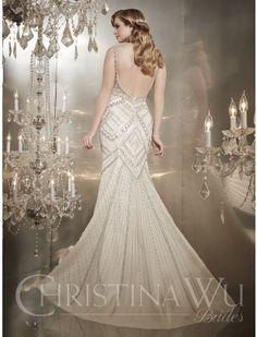 Style 15562 - Christina Wu Brides