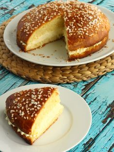 #doces #sobremesas #tartes #tropeziana #tropezienne #sainttropez #brigittebardot #brioche #receitas #recipes #recettes