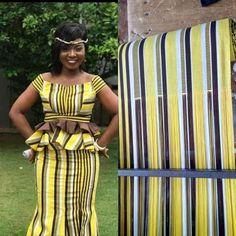 Short African Dresses, Ankara Short Gown Styles, Kente Styles, African Wedding Dress, Latest African Fashion Dresses, African Print Dresses, African Print Fashion, Africa Fashion, Ghana Dresses