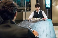 How I want to see Lee Dong Wook at my table