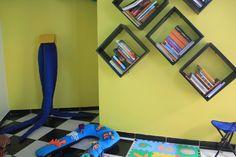 Bookcase, Shelves, Home Decor, Mockup, Artists, Shelving, Decoration Home, Room Decor, Book Shelves