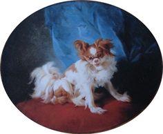 Jean-Baptiste Huet. - Portrait of a King Charles Spaniel - King Charles Spaniel - Wikipedia, the free encyclopedia