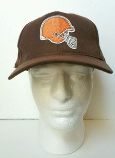 Cleveland Browns cap Sports Specialties Snapback hat Retro #SportsSpecialties #ClevelandBrowns