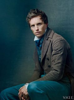 Marius (Eddie Redmayne), Les Miserables - Annie Leibovitz for Vogue
