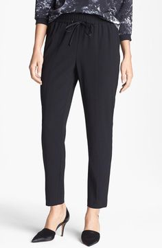 Comfy track pants that are professional enough for work!