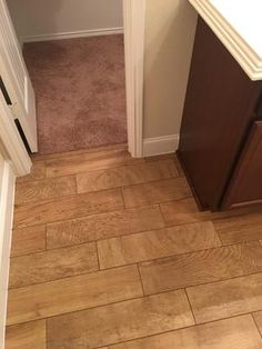 Style Selections Natural Timber Chestnut Porcelain Floor