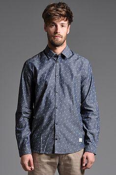 Suit Jonas Shirt Anchor