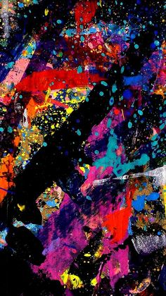 Abstract Painting - Nighttown by John Nolan Graffiti Wallpaper Iphone, Colourful Wallpaper Iphone, 1440x2560 Wallpaper, Apple Wallpaper Iphone, Painting Wallpaper, Galaxy Wallpaper, Wallpaper Backgrounds, Abstract Backgrounds, Patriotic Wallpaper