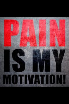 The Gym Class Heroes(*) - Pain is my motivation! Bodybuilding Training, Bodybuilding Motivation, Calisthenics Body, Gym Classes, Wellness Fitness, Just Do It, Stay Fit, Fitness Inspiration, Quotations
