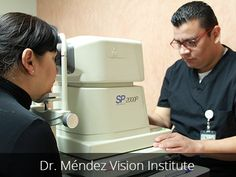 Dr. Méndez Vision Institute is one of #BajaCalifornia's examples of quality service. You can trust your eyesight to these specialists, the will inform you about best solutions to your sight problems.  To learn about SMILE, Lasik and other procedures visit their website: http://visionmendez.com/