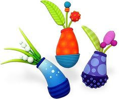 Polymer vases | Polymer Clay Daily