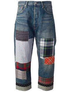 JUNYA WATANABE COMME des GARÇONS wide leg jeans | Sumally