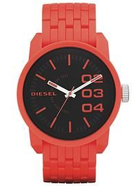 Diesel Watch - love anything in coral