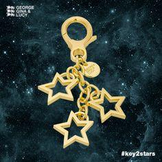 Falls dir mal wieder irgendein #Typ die #Sterne vom #Himmel holen will – kann er sich sparen. #George war schneller. ;)