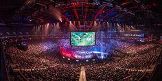 Worlds apart: how The Coca-Cola Company and Riot Games came together for the League of Legends 2015 World Championship in Europe World Championship, Starcraft, League Of Legends 2016, Legend 2015, Nova, E Sport, World 2020, E Sports, League Of Legends